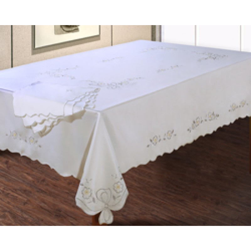 03513 Комплект столового белья 13 предметов