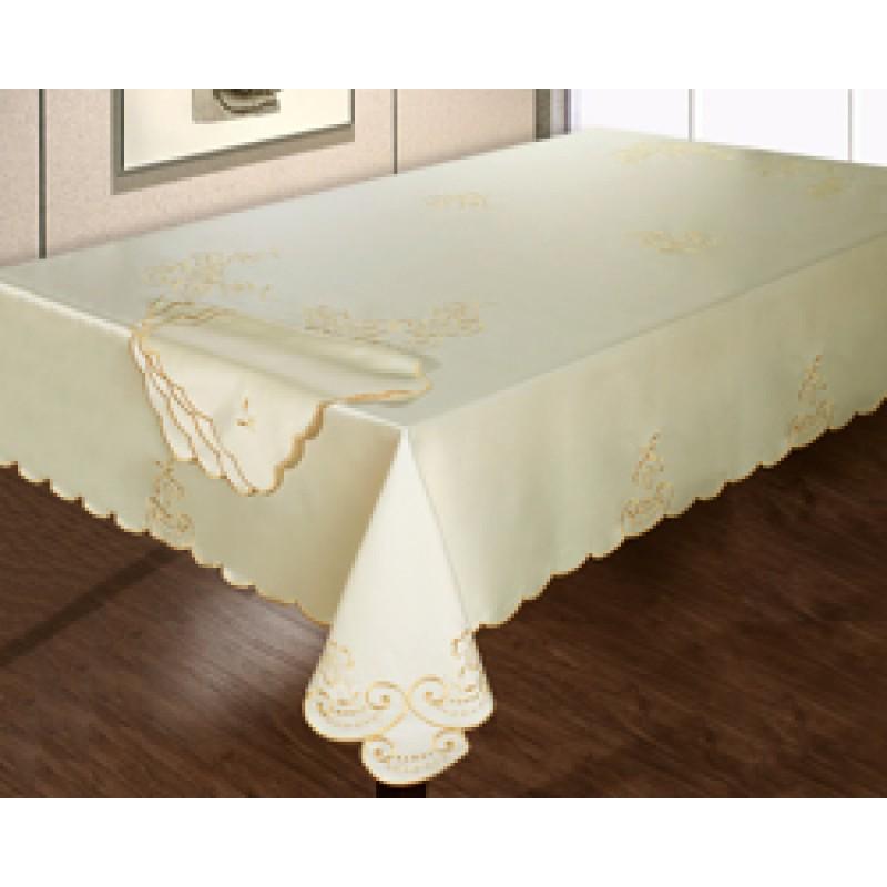 03515 Комплект столового белья 5 предметов