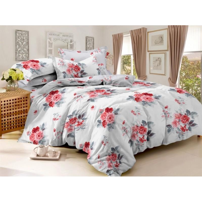 06271 Комплект постельного белья 5 предметов семейный