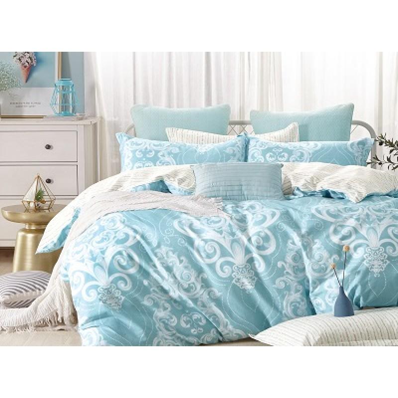 10597 Комплект постельного белья 4 предмета 2-х спальный