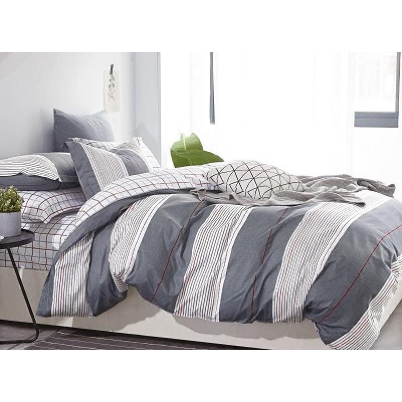 10607 Комплект постельного белья 5 предметов семейный
