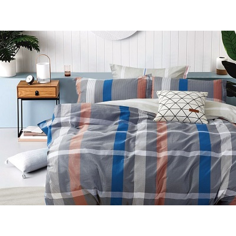 10609 Комплект постельного белья 4 предмета 2-х спальный