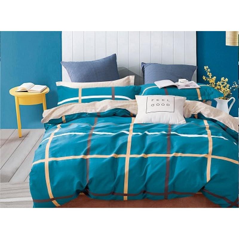 10630 Комплект постельного белья 4 предмета евро