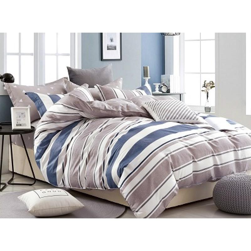 10638 Комплект постельного белья 4 предмета евро