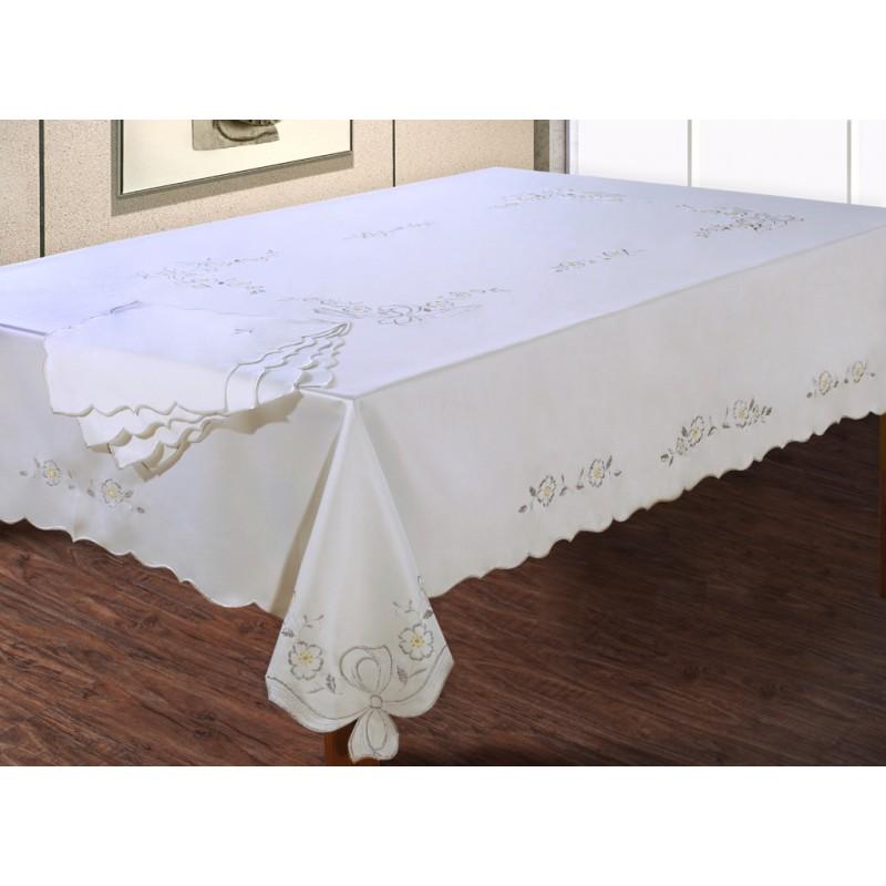 03510 Комплект столового белья 5 предметов